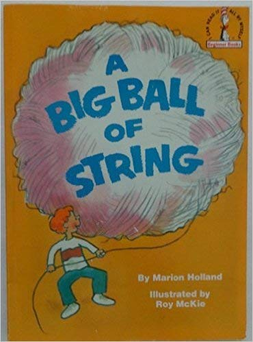 9780375815935: A Big Ball of String