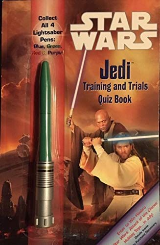 Jedi Training and Trials Quiz Book (9780375816024) by Random House