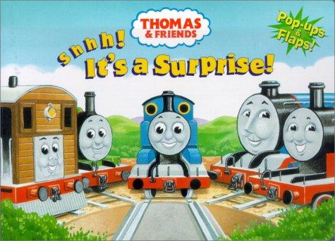 9780375821653: Thomas & Friends: Shhh! It's a Surprise! (Flap Pops)