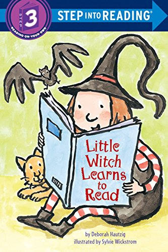 9780375821790: Little Witch Learns to Read (Step Into Reading. Step 3)