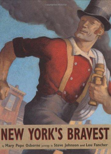 New York's Bravest (signed): Osborne, Mary Pope
