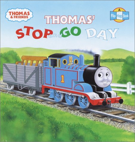 9780375822148: Thomas's Stop and Go Day (Flip Flap)