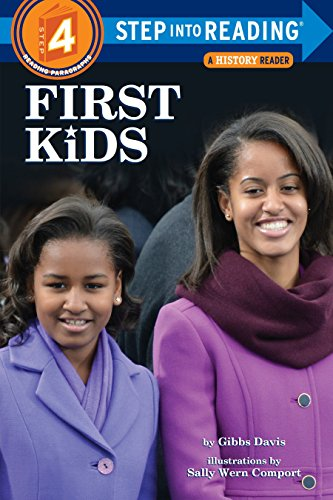 9780375822186: First Kids (Step into Reading)