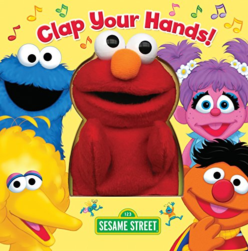 9780375822261: Clap Your Hands! (Sesame Street) [With Puppet] (Puppet Book)