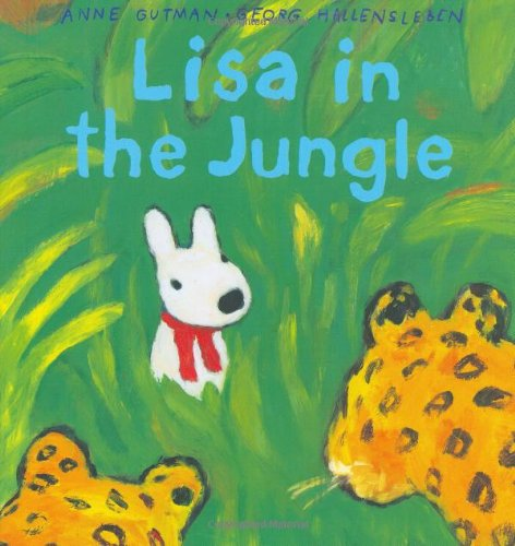Lisa in the Jungle (Gaspard and Lisa: Gutman, Anne