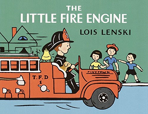 The Little Fire Engine (Lois Lenski Books) (0375822631) by Lois Lenski