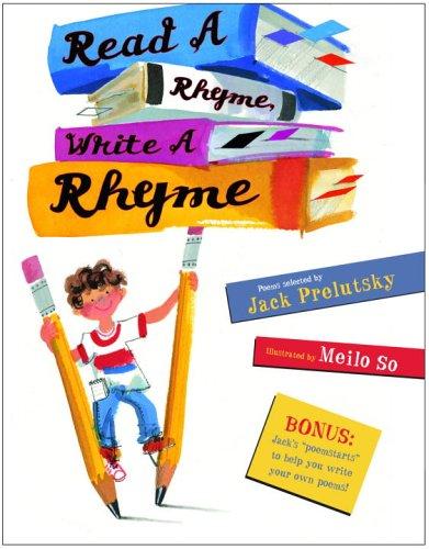 9780375822865: Read A Rhyme, Write A Rhyme