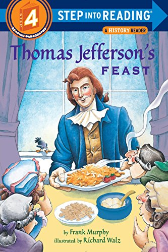 9780375822896: Thomas Jefferson's Feast (Step into Reading) (Step #4)