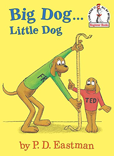 9780375822971: Big Dog...Little Dog (I Can Read It All By Myself)