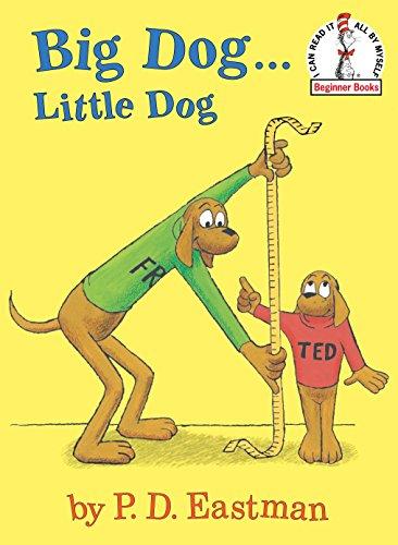 9780375822971: Big Dog...Little Dog (Beginner Books)