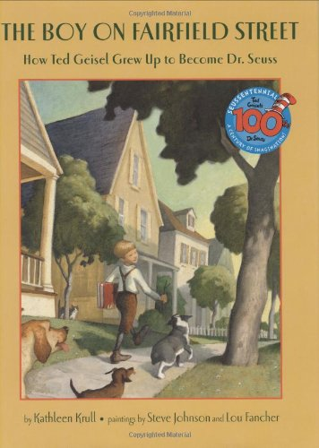 9780375822988: The Boy on Fairfield Street: How Ted Geisel Grew Up to Become Dr. Seuss