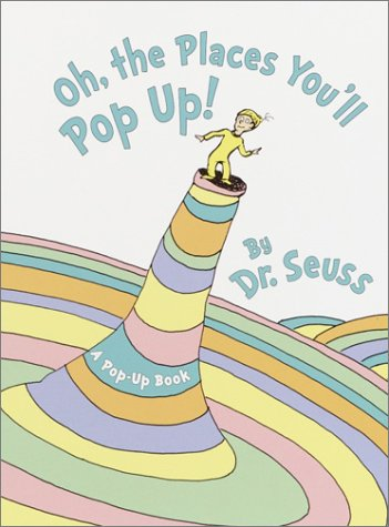 9780375823107: Oh, the Places You'll Pop-Up