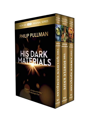 9780375823367: His Dark Materials Trade Paper Boxed Set: the Golden Compass, the Subtle Knife, the Amber Spyglass (His Dark Materials , No. 1- 3)
