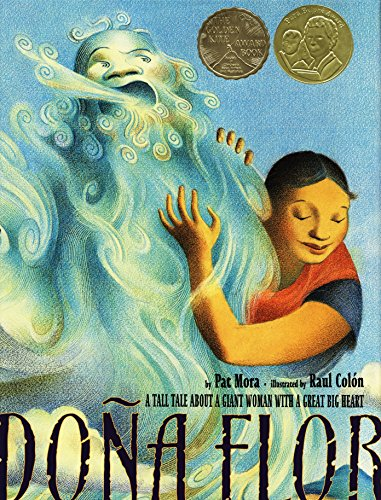 9780375823374: Dona Flor: A Tall Tale about a Giant Woman with a Great Big Heart (Pura Belpre Medal Book Illustrator (Awards))
