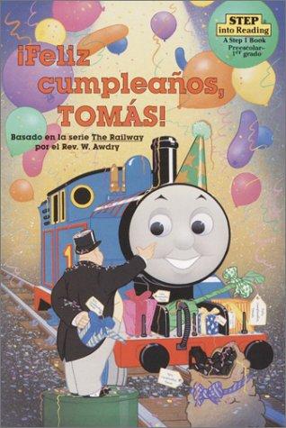 9780375823398: Feliz Cumpleanos, Tomas! (Step into Reading) (Spanish Edition)