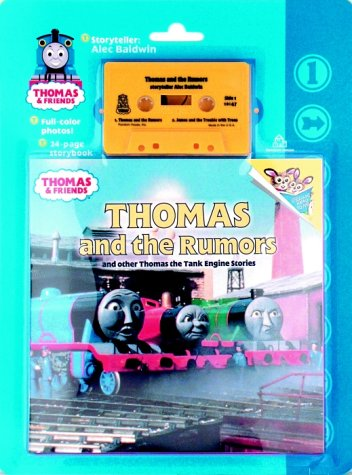 Thomas and the Rumors Book (Please Read to Me) (9780375823725) by Random House