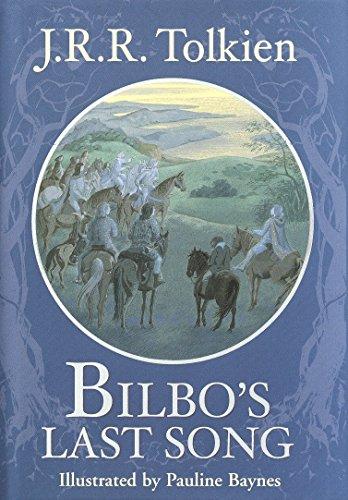 9780375823732: Bilbo's Last Song: At the Grey Havens