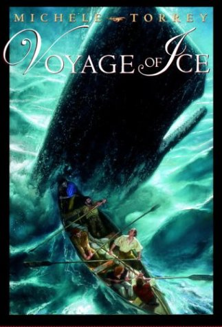 9780375823817: Voyage of Ice (Chronicles of Courage (Knopf Hardcover))