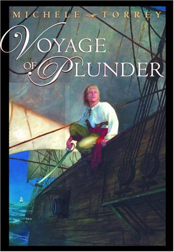 9780375823831: Voyage of Plunder (Chronicles of Courage (Knopf Hardcover))