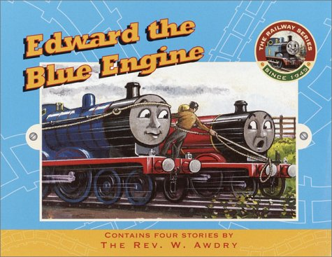 9780375824074: Edward the Blue Engine (Railway Series)