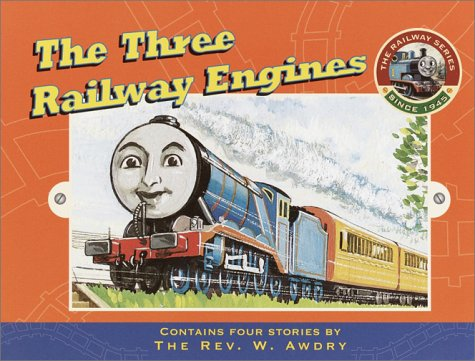 9780375824081: Tte-Rail Series - Three Rail Engi (Railway Series)