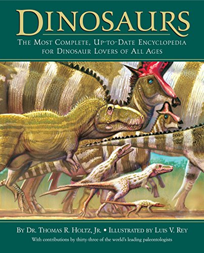 9780375824197: Dinosaurs: The Most Complete, Up-to-date Encyclopedia for Dinosaur Lovers of All Ages