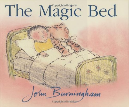 9780375824234: The Magic Bed