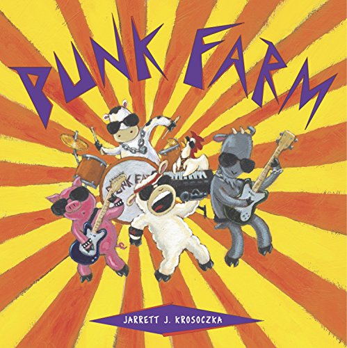 Punk Farm (REVIEW COPY- 1ST PRT IN DJ)