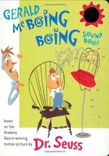 Gerald McBoing Boing Sound Book: Seuss, Dr.