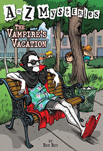 The Vampire's Vacation (A to Z Mysteries): Ron Roy; John Steven Gurney