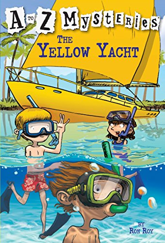 9780375824821: The Yellow Yacht (A to Z Mysteries)