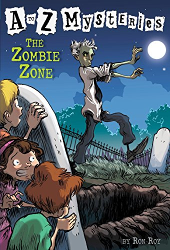 9780375824838: The Zombie Zone (A to Z Mysteries)
