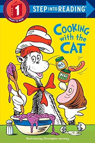 9780375824944: Cooking With the Cat (The Cat in the Hat: Step Into Reading, Step 1)