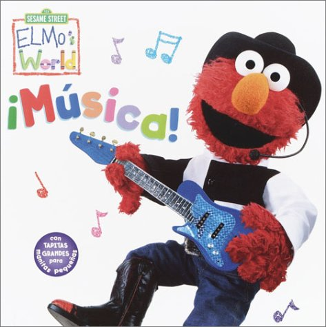 9780375824951: Musica! (Elmo's World)
