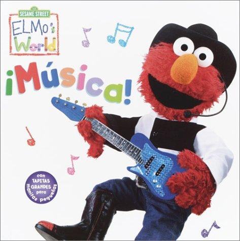 9780375824951: Elmo's World: Musica! (Sesame Street® Elmos World(TM))