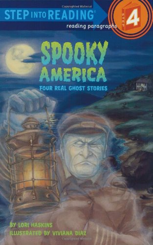 9780375825002: Spooky America: Four Real Ghost Stories (Step into Reading)