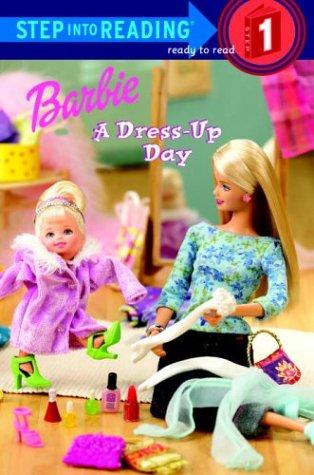 9780375825019: Barbie: A Dress-Up Day (Barbie) (Step into Reading)