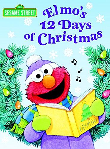 9780375825064: Elmo's 12 Days of Christmas
