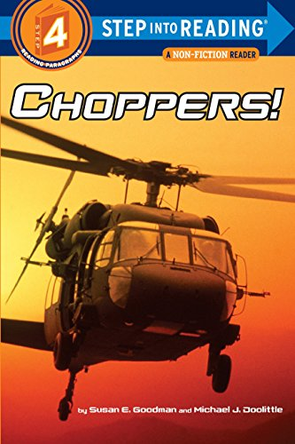 9780375825170: Choppers! (Step into Reading)