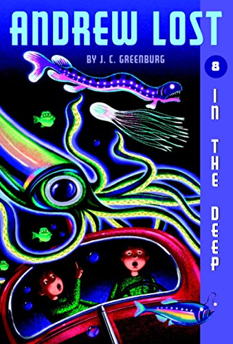9780375825262: In the Deep (Andrew Lost #8)