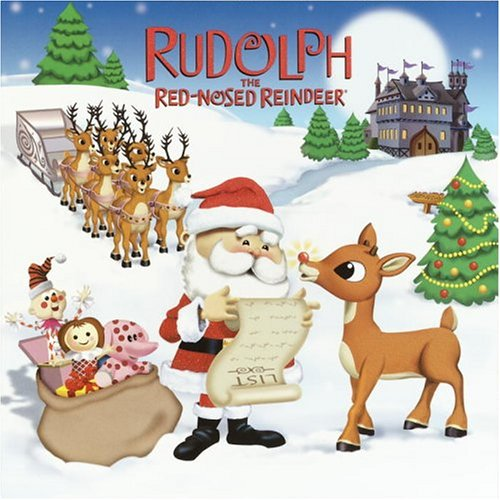 9780375825309: Rudolph, the Red-Nosed Reindeer (Rudolph the Red-Nosed Reindeer) (Look-Look Books)