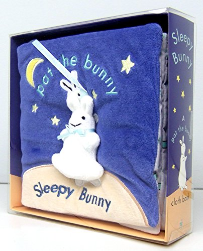 9780375825316: Sleepy Bunny (Pat the Bunny Cloth Book)