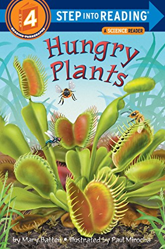 9780375825330: Hungry Plants (Step Into Reading. Step 4)