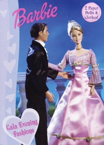 9780375825392: Barbie, Gala Evening Fashions