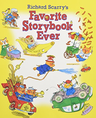 9780375825491: Richard Scarry's Favorite Storybook Ever (Picture Book)