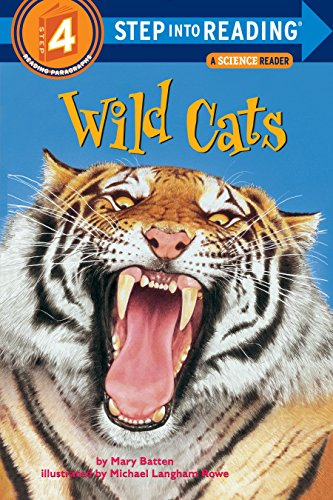 9780375825514: Wild Cats (Step into Reading)