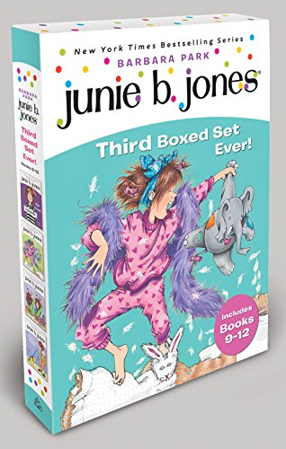 9780375825521: Junie B. Jones's Third Boxed Set Ever!: 9-12