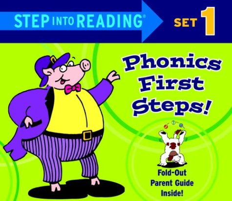 Step into Reading Phonics First Steps, Set