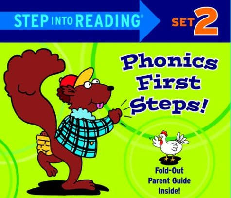 9780375825804: Step into Reading Phonics First Steps, Set 2 (Phonics Boxed Sets)