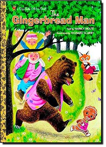 9780375825897: The Gingerbread Man (Big Little Golden Book)
